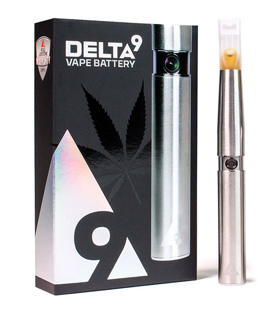 Delta9 battery and refill