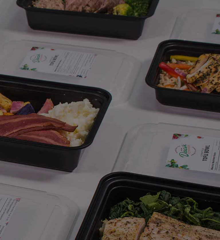 Dacik Fit Foods Case Study